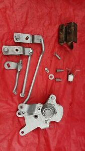 1968 69 Amx 4 Speed Shifter And Linkage Factory Original