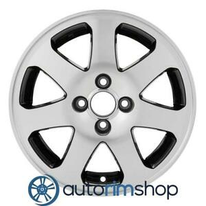 New 15 Replacement Rim For Honda Civic 1999 2005 Wheel Machined With Black