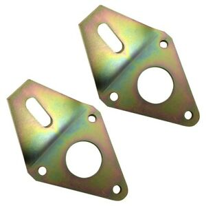 Solid Racing Motor Mounts Front Centered Sbc Imca Chevy
