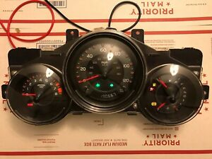 03 04 05 06 Honda Element Ex Auto At Speedometer Instrument Gauge Cluster 190k