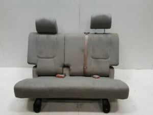 2005 Chevrolet Equinox Rear Seat Folding Bench Cloth Oem 88135