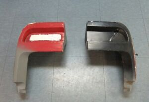 1969 70 Shelby Original Used Sportsroof Left Right Quarter Extensions