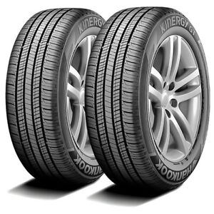 2 New Hankook Kinergy Gt 225 45r17 91w Oe A s Performance Tires