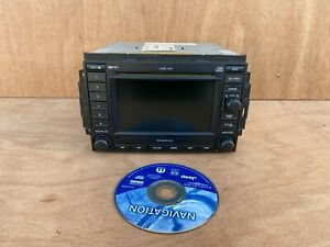 05 07 Jeep Comander 6 Cd Changer Dvd Gps Navigation Stereo Radio Rec 05064184ae