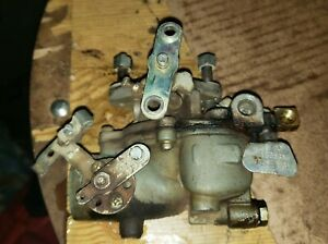 Massey Harris 101 Tractor Zenith Carburetor 13983a Red Seal Continental F162