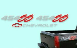 1992 1996 Chevrolet 1500 Truck 454 Ss Decals Stripes Kit