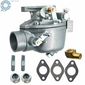 Marvel Schebler Carburetor Carb Eae9510c For Ford Tractor Jubilee 600 700 Tsx428