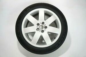 03 2005 Range Land Rover Hse L322 Full Size Spare Tire Wheel 255 50 20