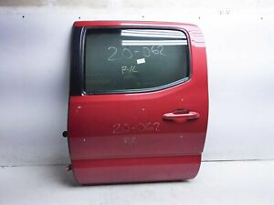16 20 Toyota Tacoma Trd Double Cab Rear Driver Left Door 67004 04120 Red