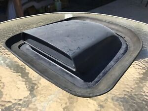 Rare 1973 1976 Pontiac Trans Am Blue Shaker Air Cleaner Hood Scoop Top 400 455
