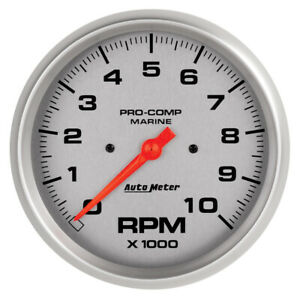Autometer 5in Auto Gage Monster Tach W Shift Light