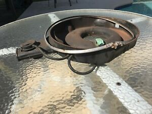 Used 1977 1979 Trans Am Shaker Air Cleaner Base Assembly 6 6 400 Bandit Gm