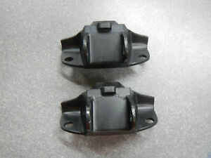 215 Oldsmobile Engine Motor Mounts Pair Mount 1961 1962 1963 Olds Jetfire F85