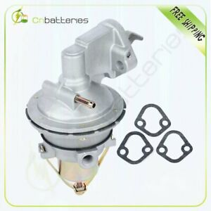 Mechanical Fuel Pump Assembly For Mercruiser Mercury Marine Volvo Penta 2 5l 3 0