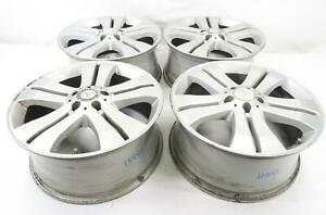 2007 2009 Mb Gl450 X164 19x8 5 Aluminum Alloy 5 Split Spoke Wheel Rim Set 4