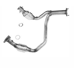 Catco Catalytic Converters 749233 Catalytic Converter Direct Fit Carb Front
