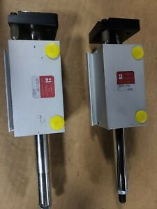 Two New Compact Air Products Pneumatic Dual Action Tie Rod Cylinders