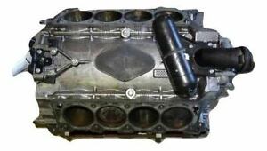 08 Aston Martin Vantage V8 4 3l Engine Cylinder Block 4h23 6015 Be