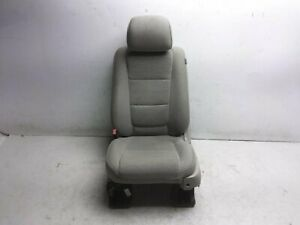 11 15 Ford Explorer Front Left Driver Seat Bb5z 7862901 aa Cloth Gray