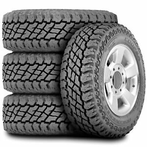 4 Cooper Discoverer S t Maxx Lt 285 75r17 Load E 10 Ply R t Rugged Terrain Tires