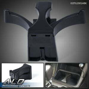 For Toyota Tacoma 2005 2015 Folding Center Console Cup Holder Insert Divider