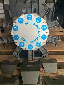 Brother Cnc Turret Tool Assembly pulled From Working Tc 225 warranty
