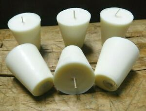 72 Replacement Sugar Mold Candles Holder Primitive Fits Tin Cup Votives Candle