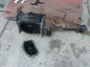 1962 63 Ford Galaxie T 10 4 Speed Transmission