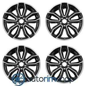 Ford Mustang 2013 2014 19 Factory Oem Wheels Rims Set Dr331007fa