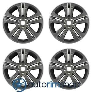 Ford Mustang 2013 2014 19 Factory Oem Wheels Rims Set Dr3z1007l