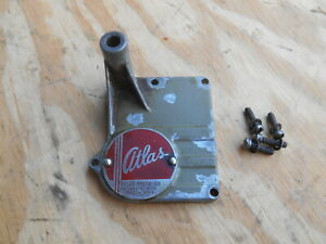Atlas Milling Machine Mf 2 Table Power Feed Gear Case Cover