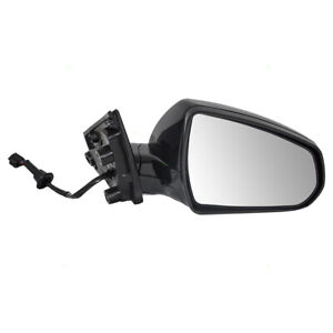 Passengers Power Side View Mirror Heated For 2010 2016 Cadillac Srx 1st Design
