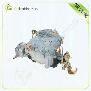 Carburetor Type Rochester 2gc 2 Barrel For Chevrolet Engines 5 7l 350 6 6l 400