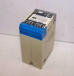 Measurement Technology Switch Operated Relay Mtl2215 24vdc