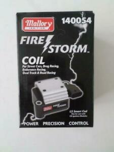Mallory Firestorm Ignition Coil Chevy Ls Side Tower 140054 Smart Coil Set Of 8