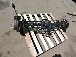 2007 2018 Jeep Wrangler Jk Jku Rear Axle 3 21 Ratio Low Mile