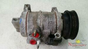 2005 Jeep Grand Cherokee Ac A c Air Conditioning Compressor