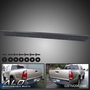 Replacement Tailgate Upper Protector Cover Top For 2005 2015 Toyota Tacoma Black