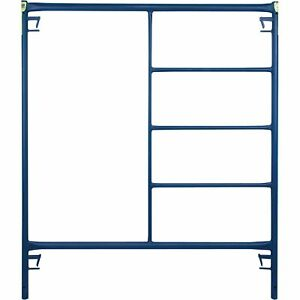 Metaltech Mason Scaffold Frame Section 60inw X 76inh m mf7660ps