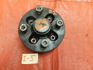 Mgb Mgb Gt Front Wheel Bearing Hub Steel Wheel Brgs Spacer Ioncluded 2