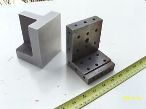 Machinist Precision Grinding Angle Plates