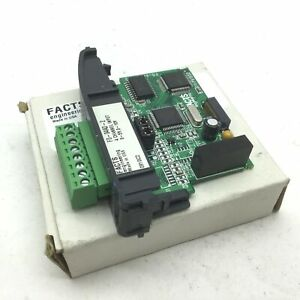 Facts Engineering F0 04ad 2 Analog Input Module 4 channel 0 5vdc 0 10vdc