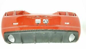 Rear Bumper With Rear Park Assist Opt Ud7 Oem 10 11 12 13 Chevy Camaro