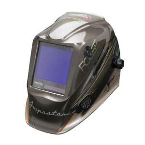 Lincoln Electric K4181 4 Viking 3350 Auto Darkening Welding Helmet With 4c Lens