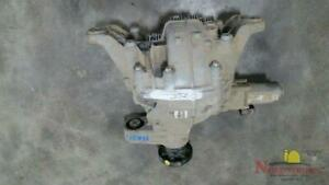 2017 Jeep Grand Cherokee Rear Axle Differential 3 45 Ratio