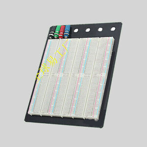 Breadboard Protoboard 2200 Points Solderless Test Tafel For Arduino Pcb