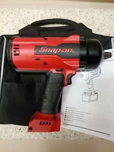 Snap on ct9075 1 2 18v Brushless 1200ft lbs monsterlit ion Impact Wrench new