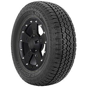 Wild Country Trail 4sx 265 70r17 115s Owl 4 Tires