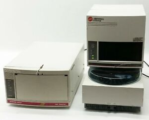 Beckman Coulter System Gold 508 Autosampler Hplc Lab W 166 Uv Detector Unknown
