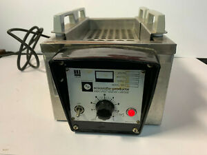 Lab line Instruments 1320 Scientific Products Water Bath 120 Volt used